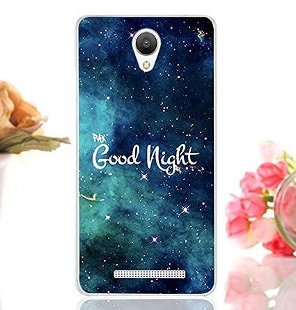 Prevoa ® 丨Colorful Silicona Funda Cover Case para Xiaomi Redmi ...