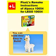 PlusL's Remake Instructions of Alpaca 10654 for LEGO 10654 : You can build the  Alpaca 10654  out of your own bricks!
