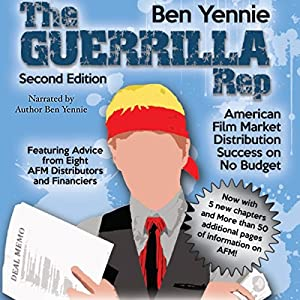 The Guerrilla Rep Audiobook