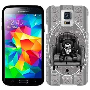 Samsung Galaxy S5 Bloody Teddy Phone Case