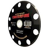 Bullet Tools 7.25 in. CenterFire Dust Free Foam