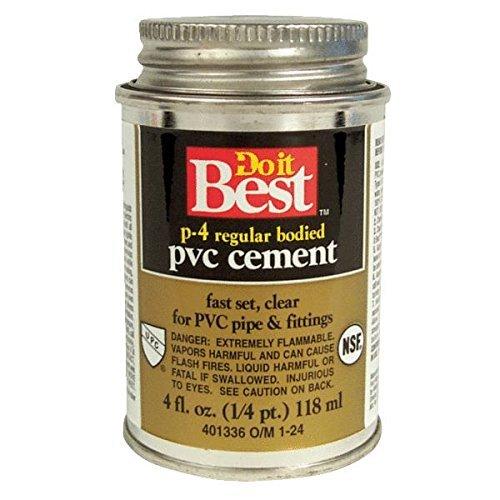 Do it Best PVC Solvent Cement (Best Pvc Solvent Cement)