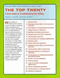 Top Twenty with 2009 MLA Update : A Quick Guide to Troubleshooting Your Writing, Lunsford, Andrea A., 0312594534