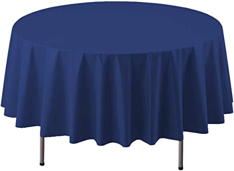Party Essentials ValuMost Plastic Table Cover Available in 36 Colors Harvest Yellow 54 x 108