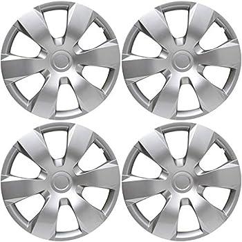 Amazon.com: BDK T1022 16 ABS Hubcaps for Nissan Altima Wheel ...