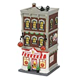 #7: Department 56 Christmas in the City Downtown Dairy Queen