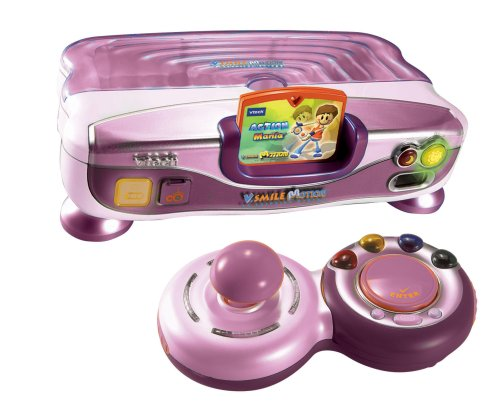 VTech V.Smile V.Motion Active Learning System - Pink