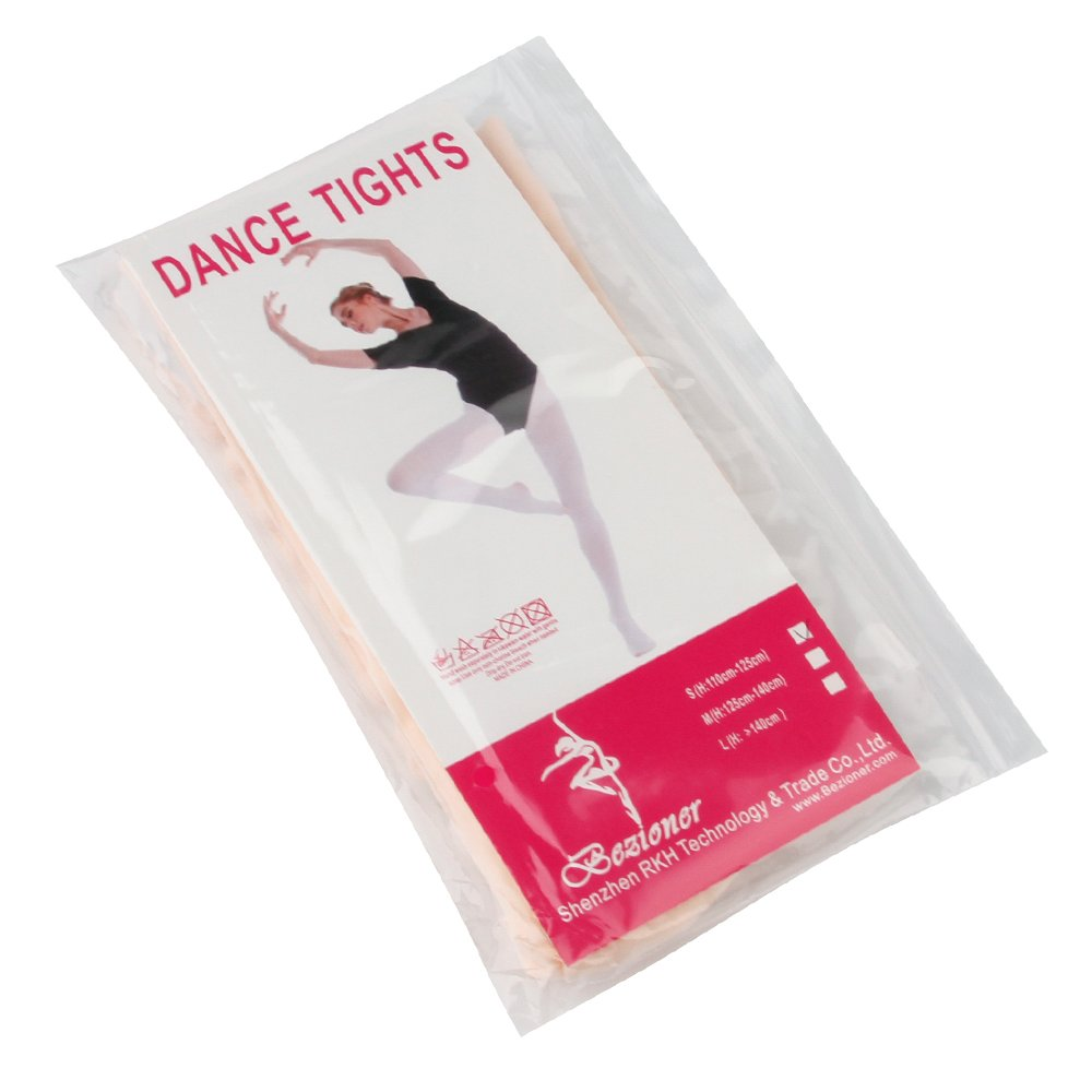 Girls Ballet Dance Tights Ultra Soft Student Footed Classical Tights Toddler//Kids//Women