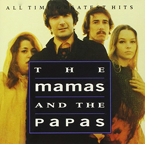 All Time Greatest Hits (16 Greatest Hits Mamas And The Papas)
