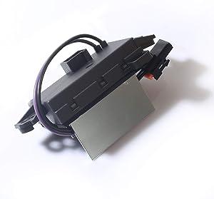 PeakCar Upgraded Design Heating & Air Conditioning Blower Motor Resistor Module, 4P1516 4P1595 MT1805 RU-631 JA1639 BMR34 Replacement Compatible with Chevy Silverado/Tahoe/Suburban/Sierra/Yukon
