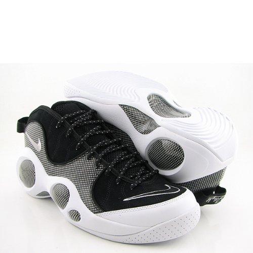 sports shoes 47fa1 df9cf Nike Air Zoom Flight 95 Premium Black White (317810-011) (10 D