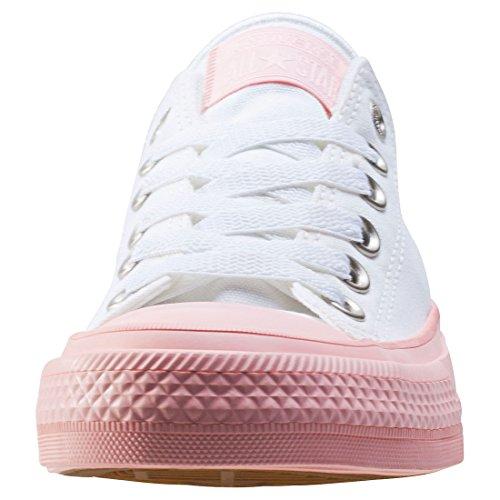 Converse Herre Ct Ii Ox Sneakers Hvid | Multi KCAGQ8