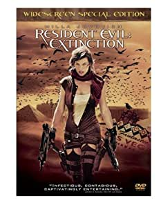 Resident Evil: Extinction (Widescreen Special Edition)