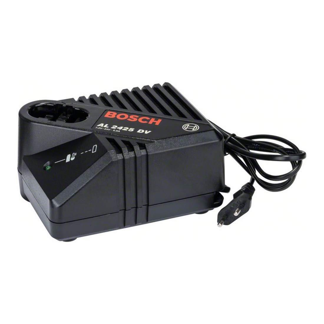 Bosch 2 607 224 426 Cargador est/ándar AL 2425 DV 230 V pack de 1 2,5 A EU