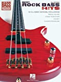 Best Rock Bass Hits, Hal Leonard Corp., 0793511178