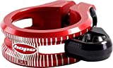Hope Dropper Seat Post Clamp Bolt On 34.9mm Red Aluminum 34.9 with Cable Guide