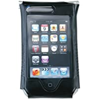 Topeak Bike SmartPhone Dry Cover for iPhone 4/4S (Black)