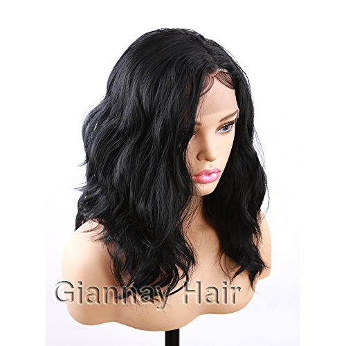 Giannay Hair Glueless Synthetic Slightly product image