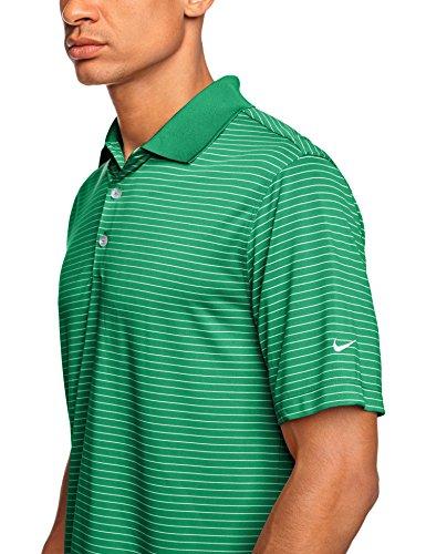 Green Nike Uomo Polo Stadium white qqgZzSw