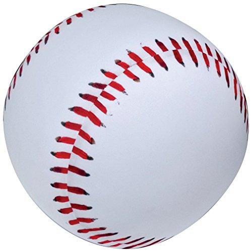 "iscream Game On! Baseball Shaped 12"" x 12"" x 12"" Photoreal Print Microbead Pillow"
