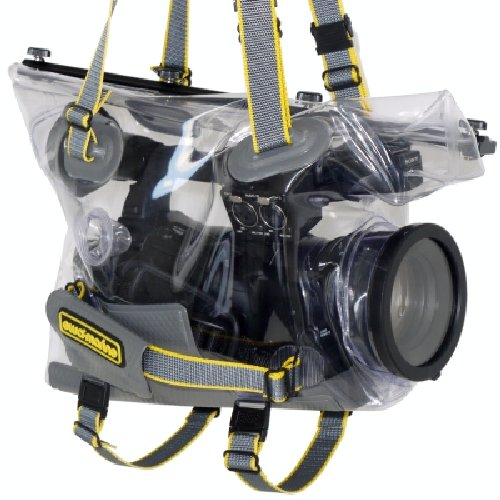 Ewa-Marine EM VMW 2 Underwater Housing with Optical Glass Front Port (Clear)
