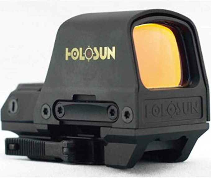 Best Holographic Sight: Holosun hs510c