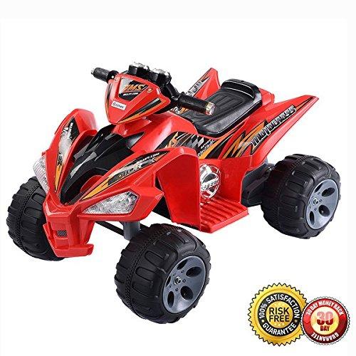 Kids Ride On ATV Quad 4 Wheeler Electric Toy Car 12V Batt...