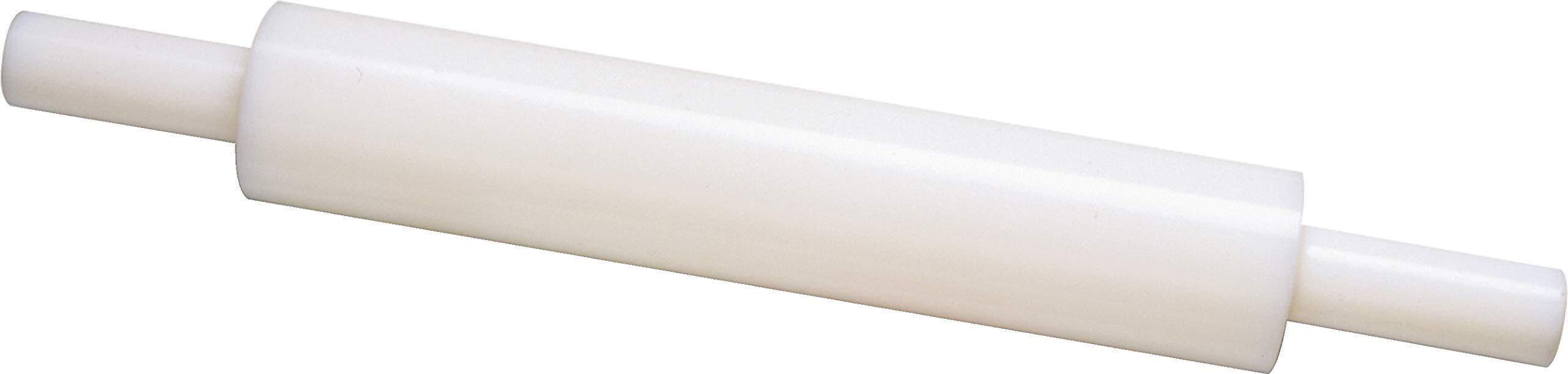 San Jamar RP15 Poly-Roll Polyethylene Rolling Pin, 15'' Length