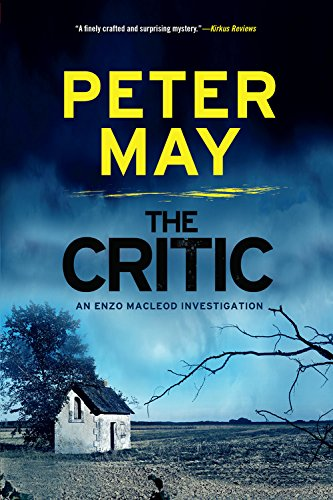 e8562e79207a2 The Critic (The Enzo Files): Peter May: 9781681443621: Amazon.com: Books