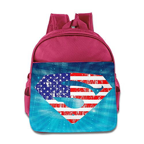 The Philadelphia Story Costumes (DHome Sm American Flag Kid Daypack Leisure Pink)