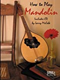 img - for How To Play Mandolin with CD book / textbook / text book