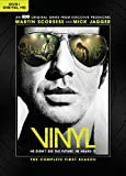 Vinyl: The Complete First Season (DVD + Digital HD)