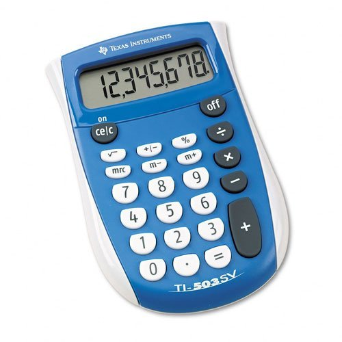 texas-instruments-ti-503sv-pocket-calculator-8-digit-lcd-by-texas-instruments