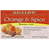 Bigelow Tea Orange and Spice Tea, 20 ct (Pack of 2) For Sale