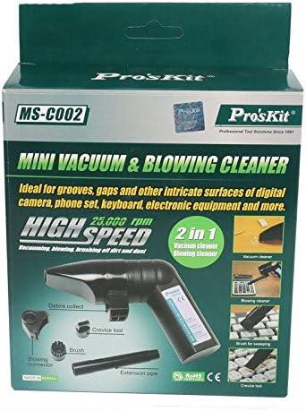 ms-c002/mini 2/in1/multifunzione ventola aspirapolvere per PC tastiere stampanti fax Phone video games HD MP3/MP4/telecamere
