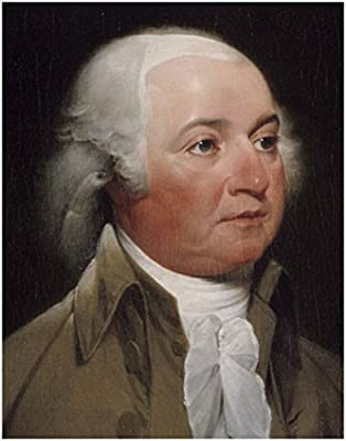 Official United States Presidential Portrait Series: JOHN ADAMS