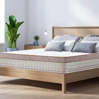 BedStory 3 Inch California King Mattress Topper with Removable Washable Cover