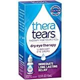 TheraTears Dry Eye Therapy- Lubricant Eye Drops- 0.5 FL OZ(15 mL)