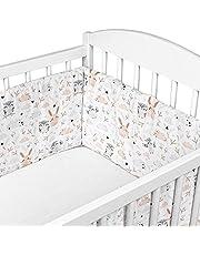 Bedomranding, nestje voor babybed, omranding voor kinderbed
