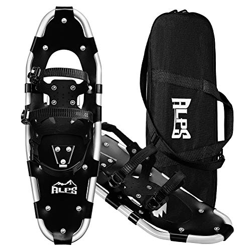 affordable Alps All Terrian Snowshoes with Carrying Tote Bag, 25-Inch
