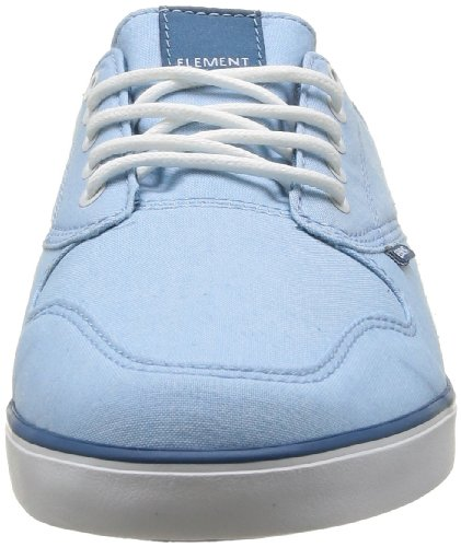 Element Topaz, Men's Brogue Bleu (Blue Chambray)