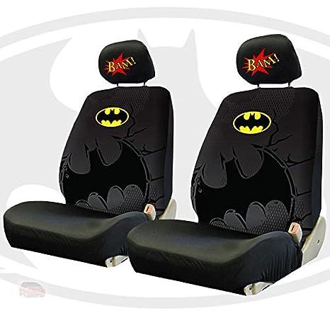 Amazon.com: Juego de fundas para asientos de coche con ...