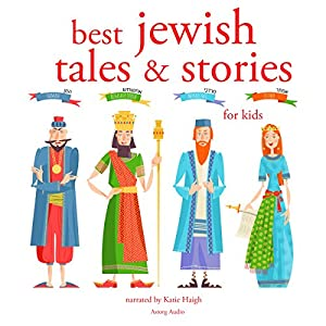 Best Jewish Tales and Stories for Kids Audiobook