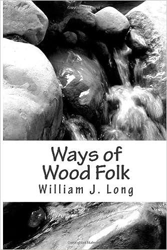 Kindle ladata kirjoja Ways of Wood Folk PDF iBook