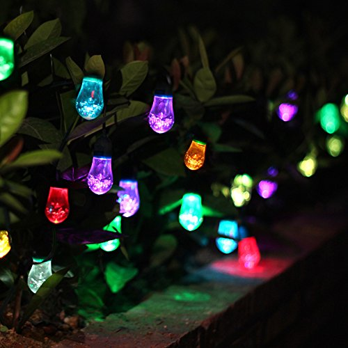 Large Outdoor Bubble Lights