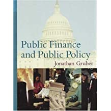 Public Finance & Public Policy
