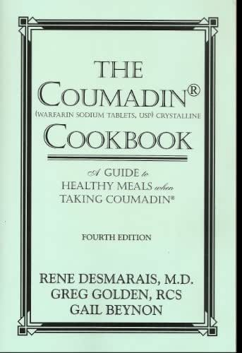 The Coumadin® Cookbook
