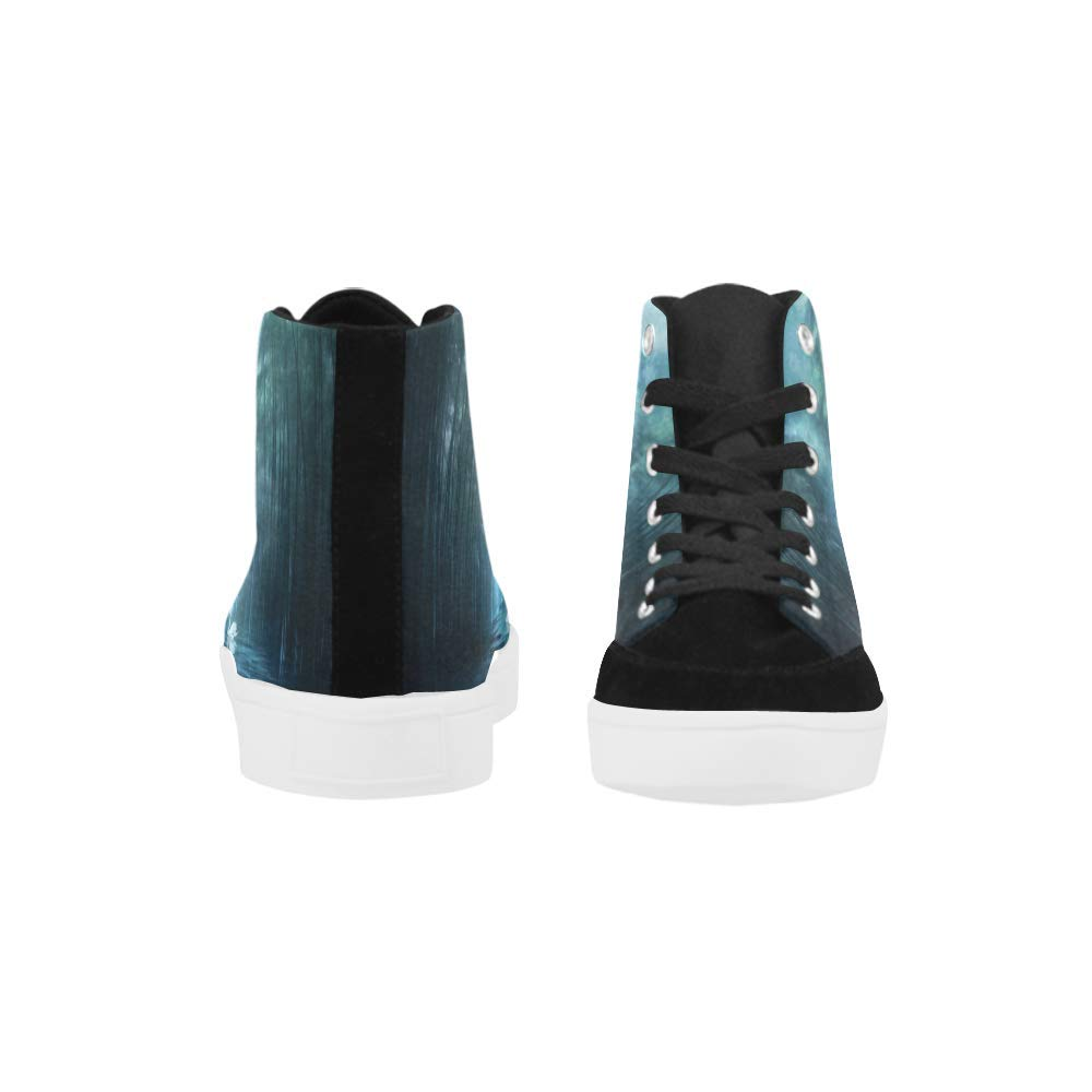 Unique Design Bootes High Top Herdsman Canvas Shoes for Men Boy