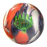 Storm Omega Crux Bowling Ball- White/Copper/Graphite 15lbs