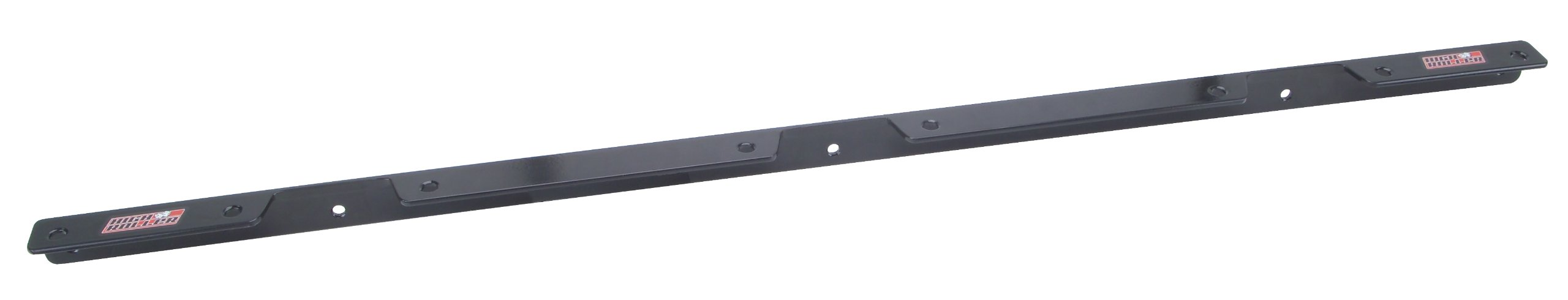 HighRoller HR501-10 Black 58'' Moto Tie Bar